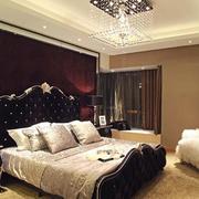 卧室背景墙装修欣赏