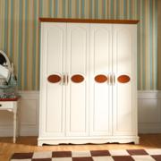自然风格卧室衣柜装修