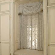 灰色调窗帘装修设计