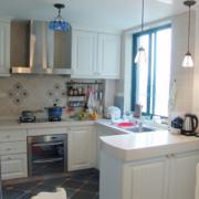 清新型厨房装修设计
