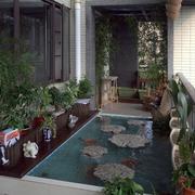 阳台水池装修大全