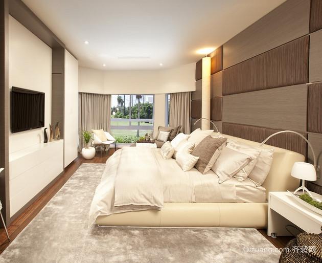 50平米小户型卧室榻榻米床装修效果图