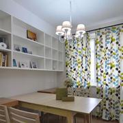 清新型公寓效果图片