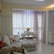 韩式清新风格客厅沙发装饰