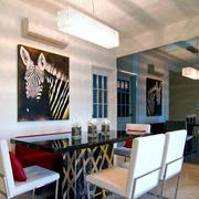 宜家风格公寓装修图片