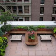 自然风格阳台装修大全