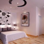 唯美型卧室设计大全