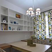 公寓书架效果图片