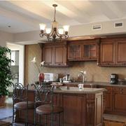 古典型厨房装修大全
