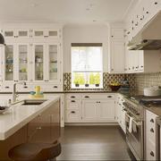 厨房木地板装修大全