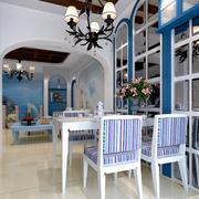 两室一厅简约风格餐厅装饰