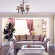怡情系列客厅装修图片