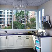清新型厨房橱柜设计
