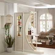 欧式创意酒柜装饰效果图