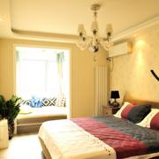 温馨系列卧室吊顶装修