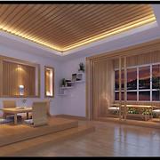 怡情系列客厅吊顶设计