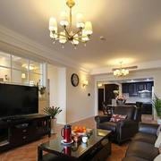宜家风格客厅设计欣赏