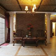 欧式风格公寓地板砖