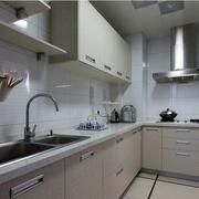 精致型厨房橱柜设计