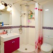 卫生间简约风格吊顶装饰