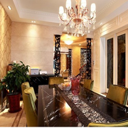 欧式风格房子装修图片