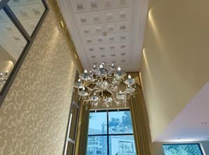 大户型客厅吊顶装修