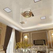 欧式风格简约客厅吊顶装饰