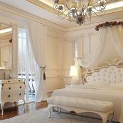 欧式风格白色系儿童房装饰