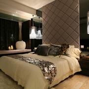灰色调卧室设计大全
