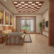 传统型客厅吊顶设计