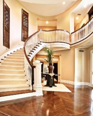 2015复式楼楼梯装修效果图