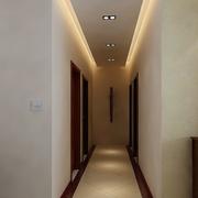 宜家风格走廊吊顶设计