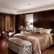 卧室木地板装修欣赏