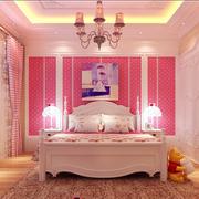 欧式风格儿童房整体式衣柜装饰