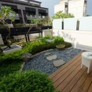 清新型花园装修大全