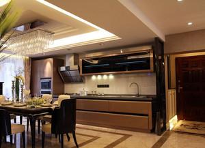 精致型厨房吊顶装修