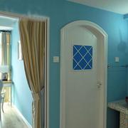 二居室背景墙效果图