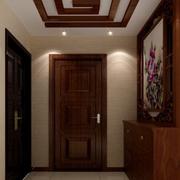 中式风格创意复古鞋柜装饰