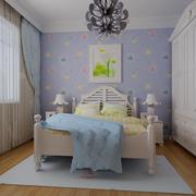 精致型卧室背景墙