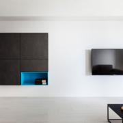 现代简约风格交互空间墙饰装饰