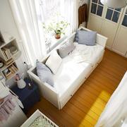 欧式简约书房卧室装饰