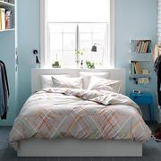 北欧风格清新卧室装饰