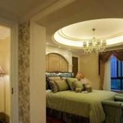 精致型卧室吊顶装修