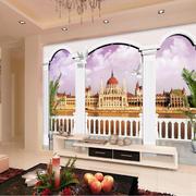 美式简约风格电视背景墙装饰
