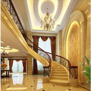 欧式风格奢华楼梯装饰