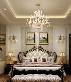 淡色调卧室装修欣赏
