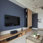 灰色调公寓设计图片