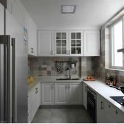 清新型厨房装修大全