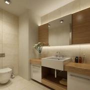 散发优雅气质的洗手间