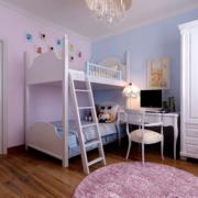 儿童房卧室双层床